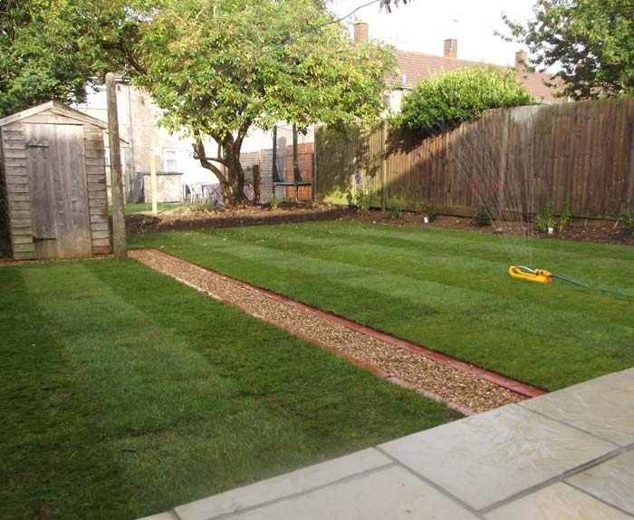 Garden Transformation in Hemel Hempstead
